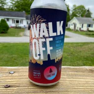 Lone Pine Brewing, Walk Off IPA