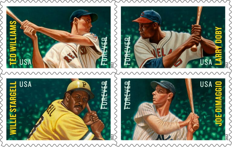2012: Major League Baseball All-Stars