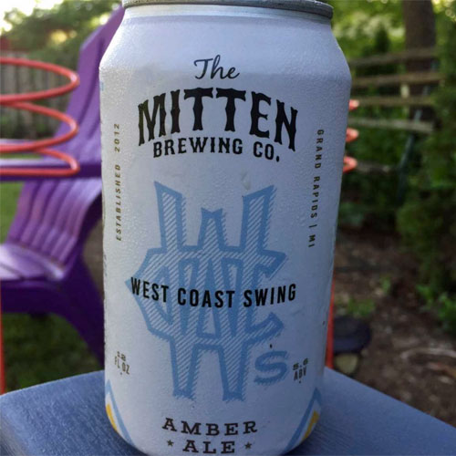 West Coast Swing by The Mitten Brewing