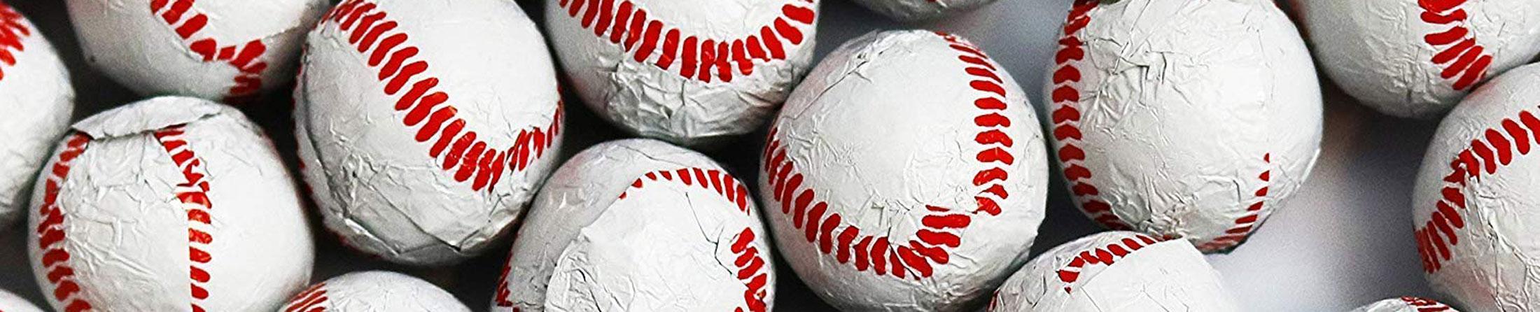 Chocolate Baseballs