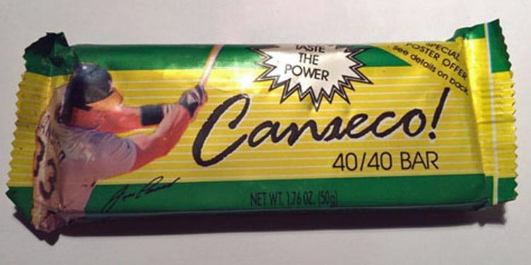 Jose Canseco 40/40 Bar – Taste the Power, by Latin Foods