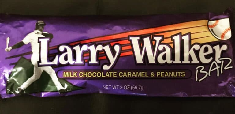 Larry Walker Bar – Chocolate Candy by Morley