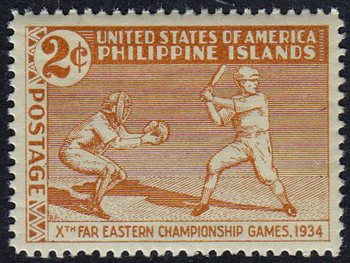 1934 Philippines – 10th Far Eastern Championship Games