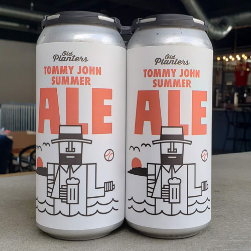 Tommy John Summer Ale 4-Pack Cans