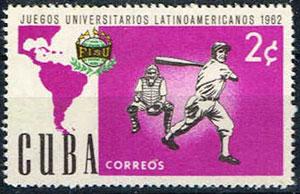 1962 Cuba – Juegos Universitarios Latinoamericanos 1962