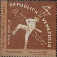 1962 Venezuela – Primeros Juegos Deportivos Nacionales, 1462A