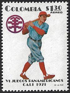 1971 Colombia – VI Juegos Panamericanos