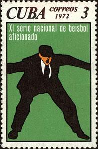 1972 Cuba – XI Serie Nacional de Beisbol Aficionado