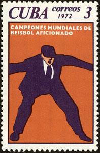 1972 Cuba – Campeones Mundiales de Beisbol Aficionado