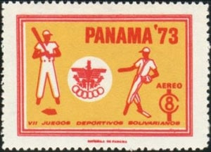 1973 Panama – VII Juegos Deportivos Bolivarianos