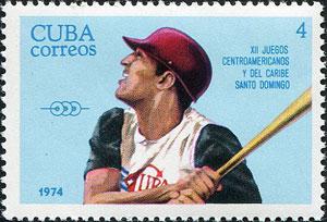 1974 Cuba – XII Juegos Centroamericanos y del Caribe