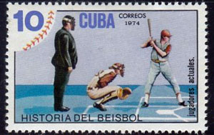 1974 Cuba – History of Baseball, Current Players