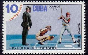 1974 Cuba – History of Baseball, Current Players