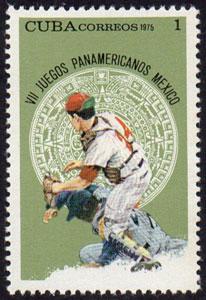 1975 Cuba – VII Juegos Panamericanos