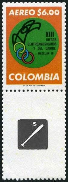 1977 Colombia – XIII Juegos Deportivos Centroamericano y del Caribe