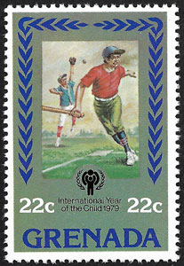 1979 Grenada – International Year of the Child