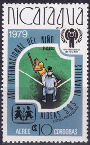 1979 Nicaragua – International Year of the Child