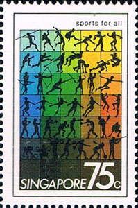 1981 Singapore – Sports for All