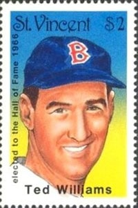 1989 St. Vincent – Ted Williams