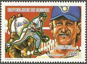 1990 Guinea – Robin Yount
