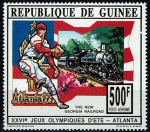 1993 Guinea – Olympics in Atlanta and the New Georgia Railroad