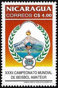 1994 Nicaragua – 32nd Amateur Baseball World Championship