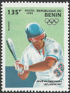 1995 Benin – Olympics in Atlanta