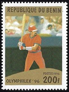 1996 Benin – Olymphilex '96