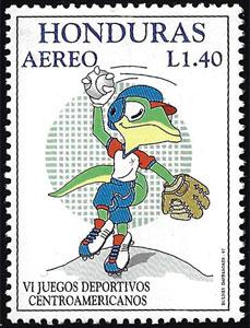 1997 Honduras – VI Juegos Deportivos Centroamericanos, Pitcher