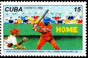 1998 Cuba – 18th Central American Games