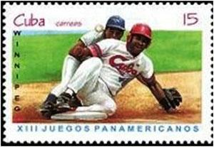 1999 Cuba – XIII Pan American Games in Winnipeg
