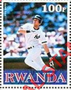 1999 Rwanda – Millennium, Derek Jeter