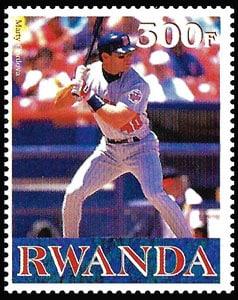 1999 Rwanda – Millennium, Marty Cardova