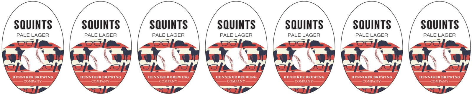 Squints Pale Ale by Henniker header