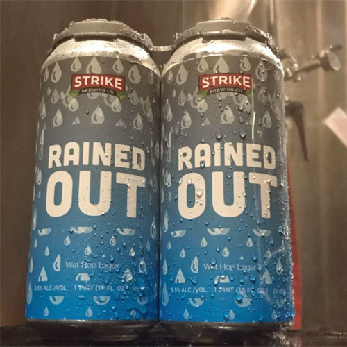 Rained Out by Strike Brewing