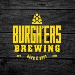 Burgh'ers Brewing logo