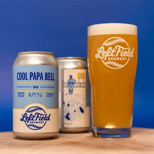 Left Field Brewery – Cool Papa Bell IPA