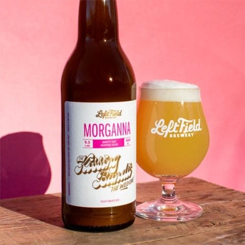 Left Field Brewery – Morganna the Kissing Bandit Sour