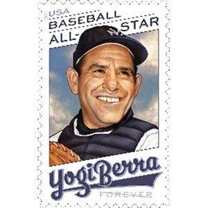 2021 Yogi Berra U.S. Postage Stamp