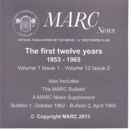 DVD/CD MARC News First Twelve Years