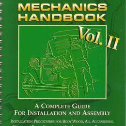 "Model ""A"" Ford Mechanics Handbook. Vol. II."