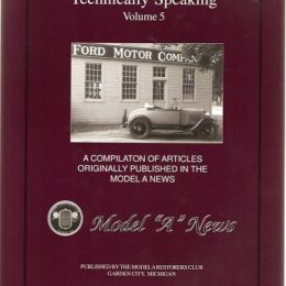 MARC Technically Speaking: Vol. #5 – 1980-1983