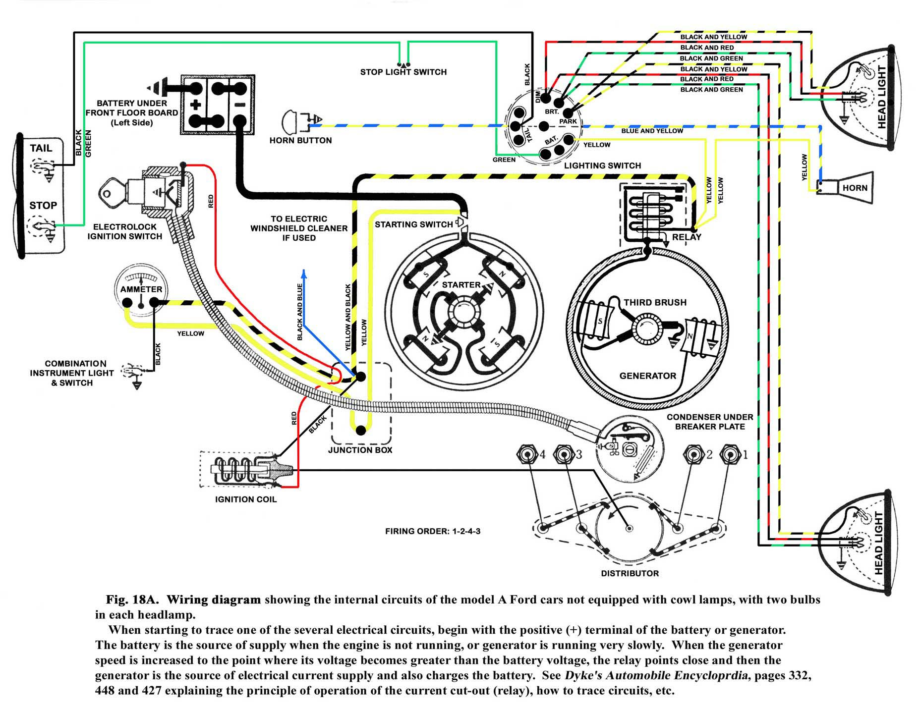 B3209 Ford 6 Volt Ignition Coil Wiring Diagram | Wiring ResourcesWiring Resources
