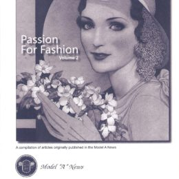Passion For Fashion Volume 2