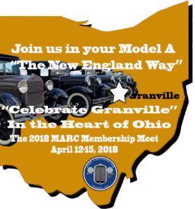2018 Membership Meet Granville, Ohio @ Cherry Valley Lodge | Newark | Ohio | United States