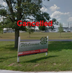 Cancelled - 57th Annual Model A Ford Swap Meet @ Bartholomew County 4-H Fairgrounds | Columbus | Indiana | United States
