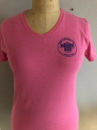 NEW: Women's V- Neck Shirt