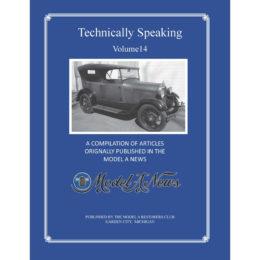 Technically Speaking Volume 14