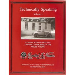 MARC Technically Speaking: Vol. #1 – 1965-1967