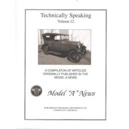 MARC Technically Speaking Vol. #12
